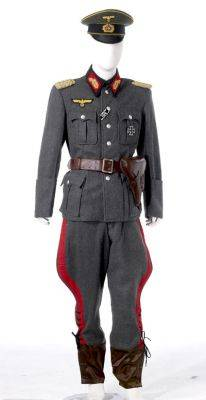 Detroit German Military Officer Costume Rentals