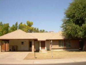 Glendale Home For Rent - 7018 W Georgia Ave - Arizona House Rentals: Exterior
