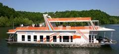 Eagle House Boat for Rent in Dale Hollow Lake, KY