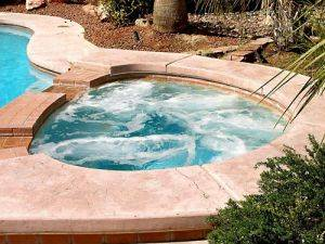Image of the Hot Tub