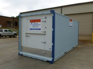 Refrigerated Portable Storage Container Al In Orlando Fl Refrigeration Offers Walk Cold Containers Accessible For Any