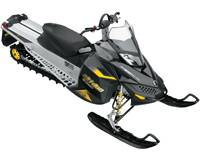 Utah Snowmobile Rentals SkiDoo Summit For Rent, Eden Snowmobile Rental