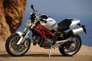 Ducati Monster 1100 Motorcycle Rentals in Los Angeles, California
