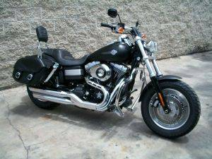 2010 Harley Fat Bob For Rent in Los Angeles, CA