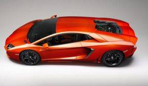 New Jersey Lamborghini Aventador LP700-4 Coupe Rental