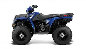 Polaris ATV For Trail Riding
