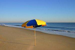 Virginia Beach Gear Umbrella Rentals in Virginia