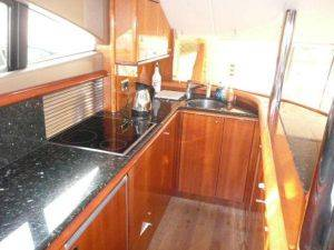 Interior Florida Luxury Yacht Charter for Rent
