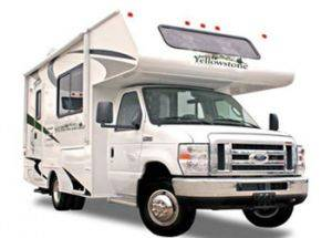Anchorage Alaska, Motorhome Rentals, 21ft Conquest RV For Rent