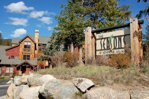Keystone Vacation Rentals-1841 Seasons Townhomes for Rent-Summit County Colorado Ski Resorts