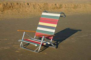 Outer Banks Tall Beach Chairs For Rent in North Carolina