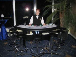 Reserve Blackjack Tables For Rent In Houston