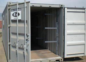 Mobile Storage Rental Los Angeles CA Storage Trailer For Rent 45ft