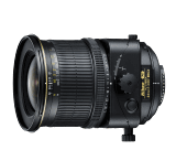 Nikon Tilt Shift Lenses for Rent