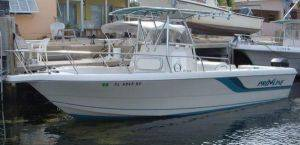 26 ft Boat Rental in Florida Keys, FL