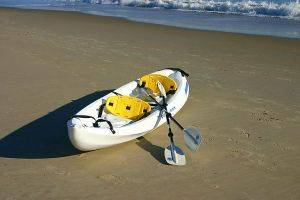 Outer Banks Two Person Kayak for Rent in North Carolina