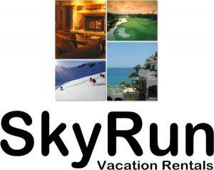 Logo for SkyRun Vacation Rentals
