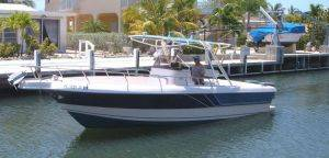26ft Proline Boat Rental in Florida Keys, Florida