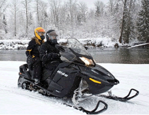 rent a snowmobile in eden utah