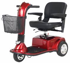 rent a travel size mobility scooter