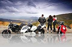 Ducati Streetfighter Motorcycle Tours in California