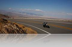 Los Angeles Motorcycle Tour Rentals in Southern California