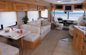 Kentucky RV Rentals-Class A Motorhome For Rent-Lexington RV