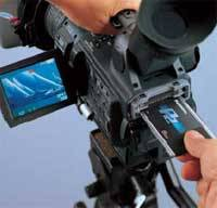 Orlando Panasonic HVX200 Camcorder For Rent-Florida