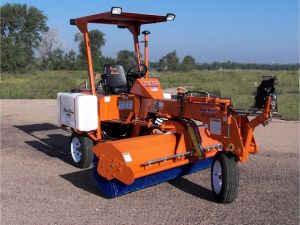 Tulsa OK Street Broom Rental. Road Cleaning Machinery in Oklahoma| Rent It Today