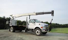 Crane Truck Rental In Oklahoma City, Oklahoma