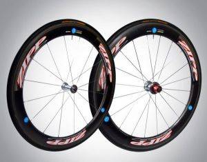 Zipp 404 Tubular Bicycling Race Wheelset