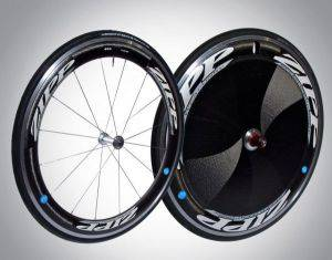 Dallas Zipp 404 Tubular Bicycling Race Wheel Rentals
