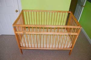 Outer Banks Baby Equipment Full Crib For Rent