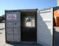 Storage Container With Double Doors