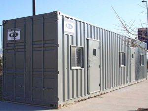 Atlanta Mobile Container Offices For Rent 40ft Portable