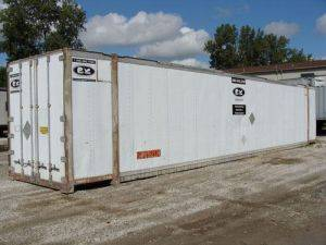 40 foot portable storage containers