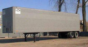 40 foot storage trailer for rent