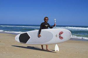 Outer Banks Stand up Paddle Board for Rent in North Carolina