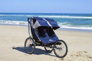 Outer Banks Twin Jogging Stroller For Rent in North Carolina