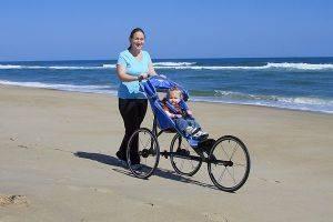 Virginia Beach Baby Equipment Als Single Jogging Stroller For