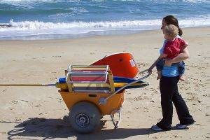 Virginia Beach Utility Carts for Rent in Virginia