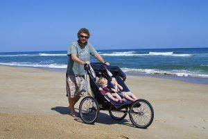 Twin Jogging Stroller For Rent-North Carolina Stroller Rental