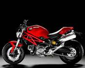 Ducati Monster 696 Sport Bike Rentals in Southern California