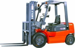 Heli Americas 4k lift capacity forklift for rent