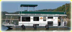50ft HouseBoat For Rental in Dale Hollow, Tennessee