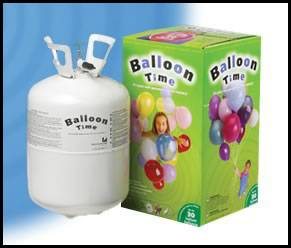 Helium Tank Kit For Rent