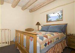 Canyon Road Cassidy Compound (Santa Fe)  Guest Bedroom