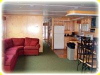 Living Room Boat for Rent in Dale Hollow Lake, Tennessee