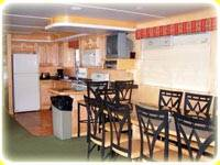 Kitchen with Bar Boat Rentals in Dale Hollow Lake