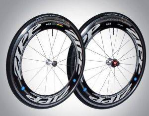 Zipp 808 Clincher Cycling Race Wheel